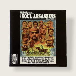 Muggs Presents The Soul Assassins Chapter 1